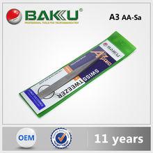 Baku Exceptional Quality Flush Cutter Aquatic Plants Tweezer For Cellphone