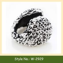W-2929 Winter Ear Warmers Earmuffs Crochet Handmade Earmuffs Knitted Warm Ear Muff