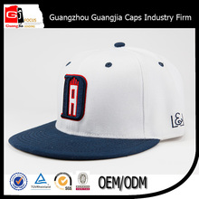 3D Embroidery Snapback Hats with Basketball Team Style