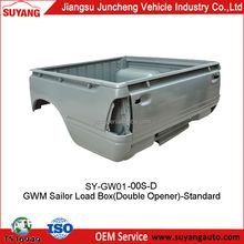 AUTO car body parts REAR BODY(Double opener) for GREAT WALL SAILOR