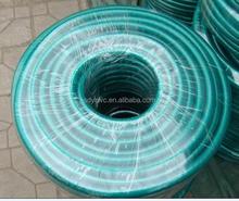 2015 Hot Sale i inchflexible excellent adaptability sea blue pvc garden