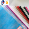 Wholesale White Spunbonded PET / PP Nonwoven Fabric for Shopping Bags or Sofa