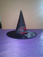 fiesta de halloween sombrero de diseño