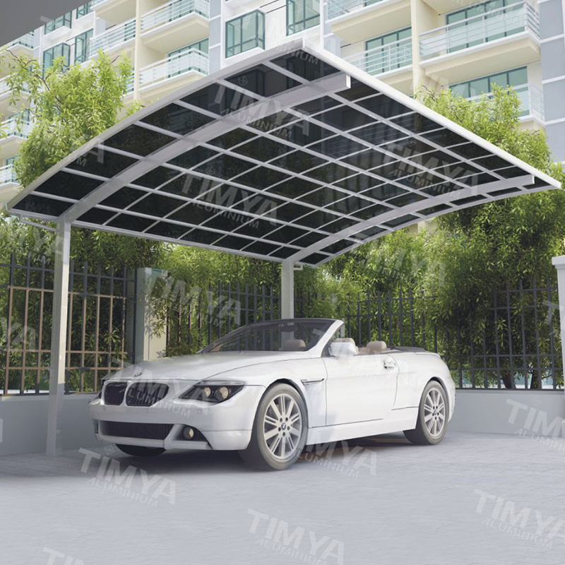 Cheap china roofing materials inflatable carport garage for Garage roofing options
