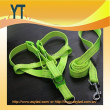 China Wholesale 2015 New Pet Products Super Quality Nylon Dog Leash Dog Harness For Dogs