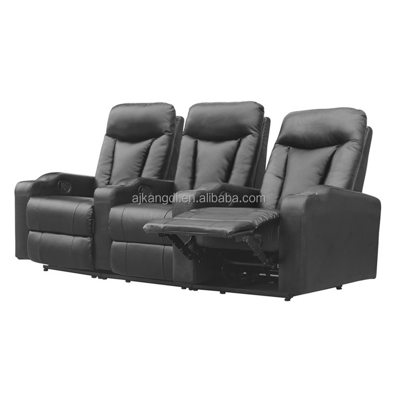 Home Theater Seats Recliner Sofa Love Seat Theatre Chairs Cinema Sofa View Home Leather
