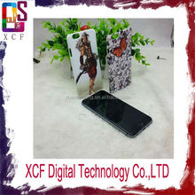 3d sublimation mobile phone case printing,custom design for iphone 6 case printing,leopard print for iphone 6 plus hard case