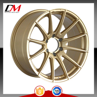 18x9.5 aluminum wheels with various color for choice