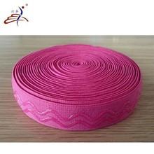 Silicone Printed Nylon Elastic Band