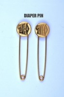 China factory hand made large Diaper pin