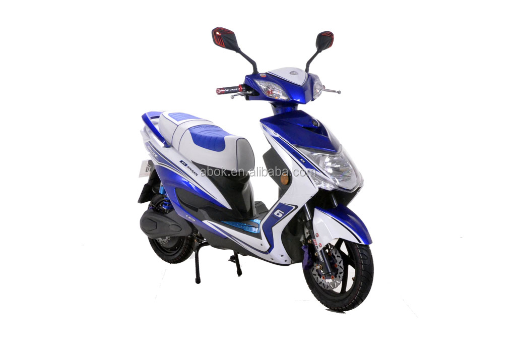 adult electric motocycle 64v 20ah 1000w approved electric scooter