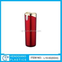 2 OZ acrylic cosmetic bottle, kosmetik verpackung