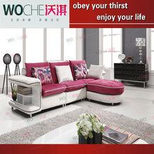 Imported leather sofa, leather sectional sofa,sofa design(WQ5813)Fashionable Living Room Furniture