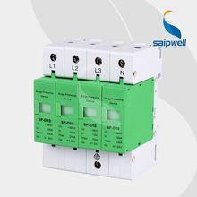 Good Quality manufactory Saip/Saipwell lightning arrester 11kv spd