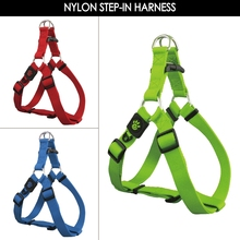 2015 New Style Nylon Webbing Dog Harness