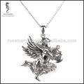 Collier en métal, hiphop collier, collier en aluminium