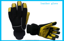 China wholesale Industrial leather gloves non slip for Ladies and men motorbike leather gloves