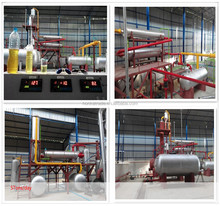5 tons/day diesel gasoline profitable Diesel first Oil Refinery