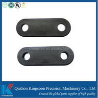 Kingsoon factory direct oval spacer thick model pp plastic