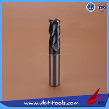 VKT---------55HRC Hot selling Helix Angle Carbide end mill Cutter ------ 16*100