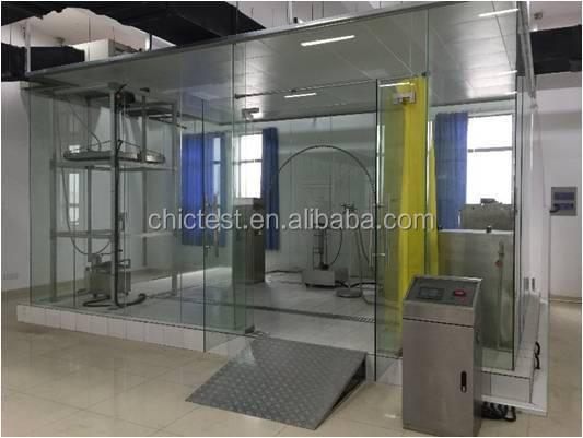 IPX56 waterproof tester Laboratory IP5/6 flush test equipment