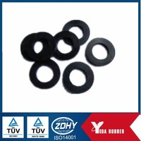 2015 Hot Sale Thick NBR O-ring,5*2.5 Small Black NBR Flat O-ring