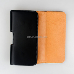 Hanging waist PU Leather Case Holster with Belt Clip for son C3 / S55U