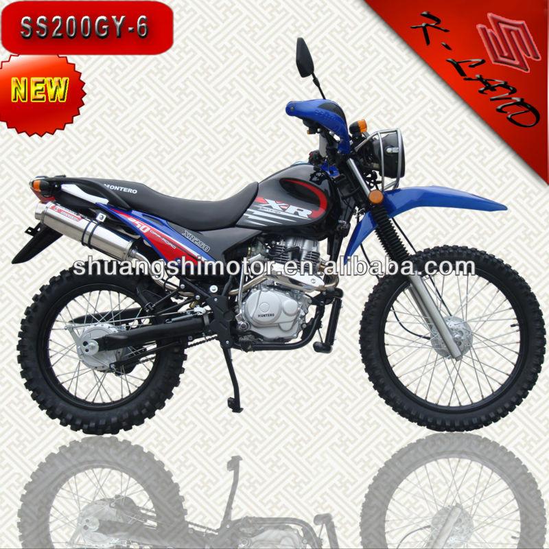 200ccรถจักรยานยนต์จีน