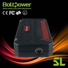energy efficient cost effective2014 new 14000mAh jump starter with light with auto pump