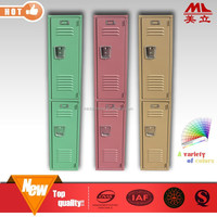 Factory Direct Sale KD Structure Jewelry Steel Storage Cabinet in China
