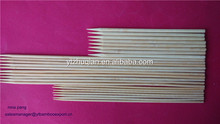 Disposable round raw bamboo sticks/incense sticks for sale