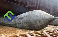 marine inflatable boat/caisson salvage air lifting bags Qingdao