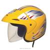 cheap motorcycle helmet ce dot 3/4 open face
