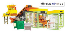 QT4-15 cement/concrete/fly ash/coal ash brick making machine price in india