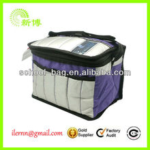 Promotion 600D Polyester pizza delivery bag