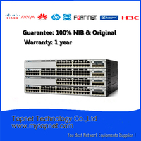 Original & New Sealed Cisco Catalyst WS-C3750X-12S-E 12 Port
