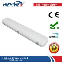 New waterproof light IP65 led tri-proof led light popular at HK lighting fair