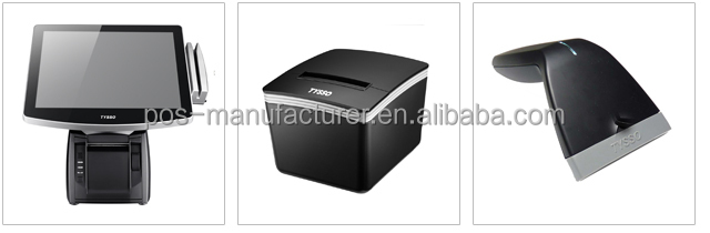 Fixed Mount 2D Manufacturer USB Cordless Barcode Scanner