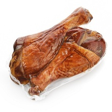 Shrink bag / pouch for packing chicken leg