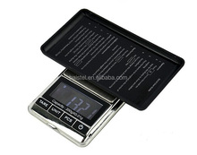 Hot professional digital weighing scale/nice design mini electronic digital pocket scale