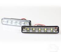 10W Super Bright Daytime Running Light DRL Daylight Kit Fog Lamp Day Light waterproof SKD-002