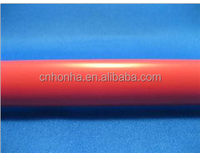 Green high resistance low voltage PE/PVC heat shrink tube 6mm