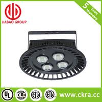 Super quality CE ROHS ETL DLC listed ultra bright 100w led high bay light fitting