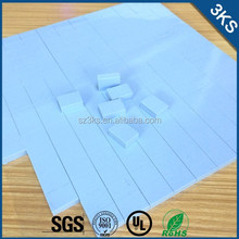 Self- stickiness, no extra surface frontal adhesives insulation silicone sheet