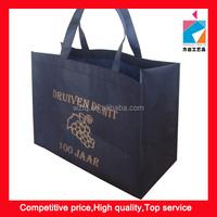 Eco Friendly Recycle Non Woven Supermarket Bag