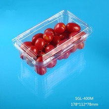 blister plastic disposable fruits and vegetables container