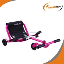 CE Approved Swing scooter,push scooter,kid cart with 3 wheels