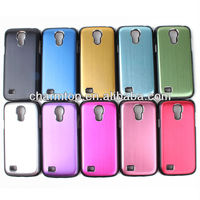 Aluminum Plastic case for Samsung i9190 Galaxy S4 Mini