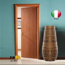 Flush door wooden door - italian style