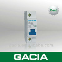 DZ47-63 2P 40A DC mini circuit breaker MCB with CE approval